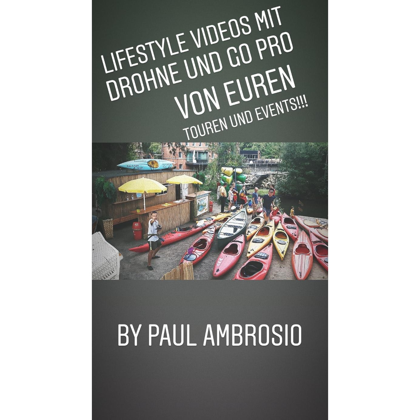 Lifestyle Videos Eurer Touren